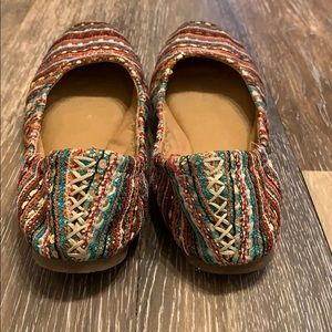 Lucky Brand Shoes - Lucky Brand Colorful, sparkly  Emmie Style flat